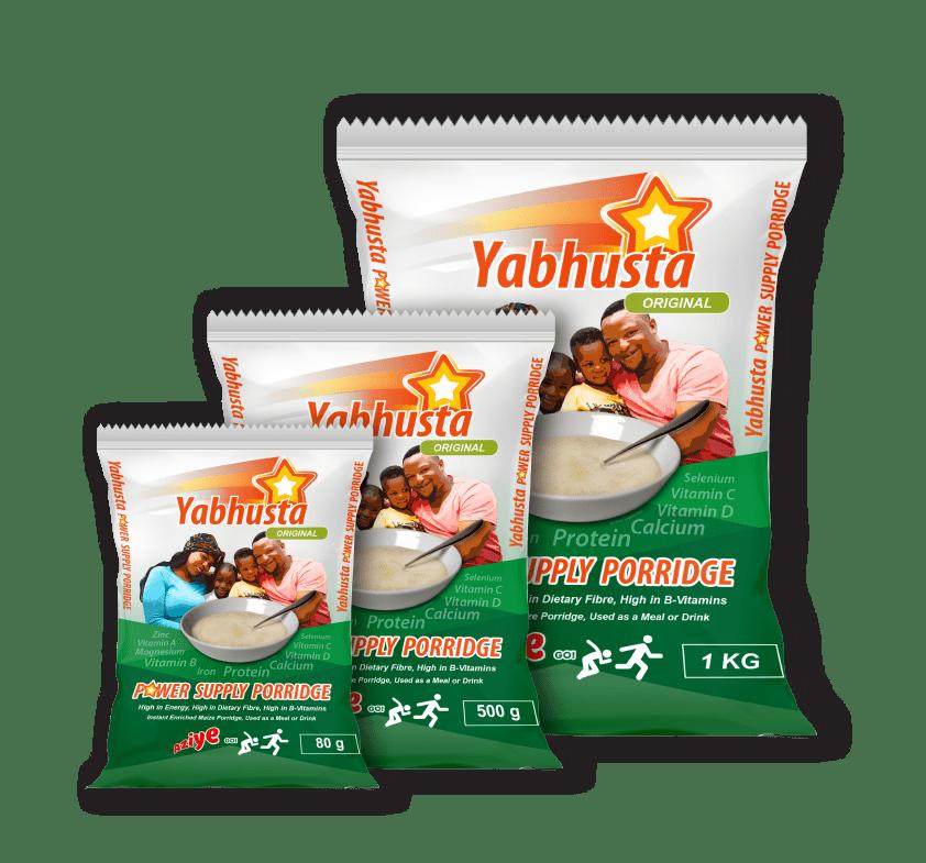 Yabhusta Instant Porridge Fortified Porridge