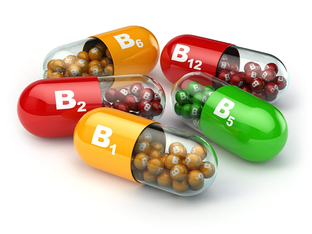 Why vitamin B is so important for your health