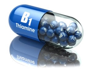 Why vitamin B1 is so important for your health