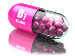 Why vitamin B7 is so important for your health