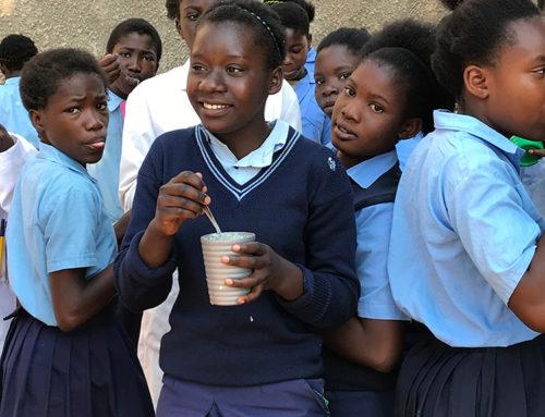 Remarkable Results in Zambia – School Feeding Scheme in Zambia