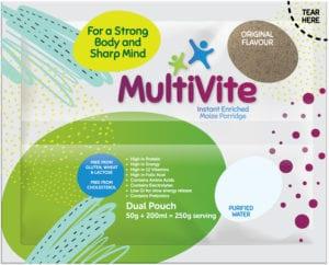 MultiVite Pack Feeding Supplement